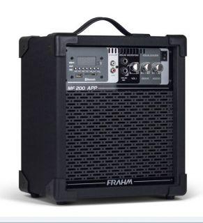 Caixa Amplificada Frahm MF200 BT