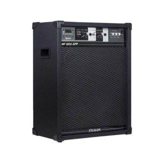Caixa Amplificada Frahm MF1200 BT