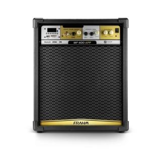Caixa Amplificada Frahm MF400 APP