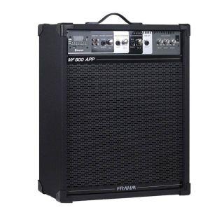Caixa Amplificada Frahm MF800 BT