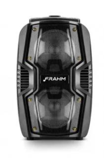 Caixa FRAHM Ativa Torre TF 200 BT 200W Bluetooth USB 31611
