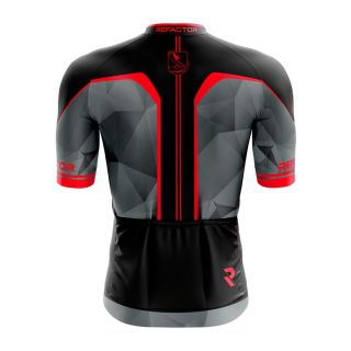Camisa Venom Refactor Vermelha - Tamanho G/GG