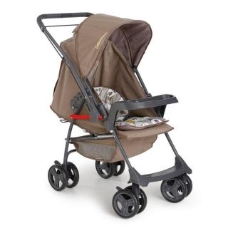Carrinho de Bebê Galzerano Milano II Reversível