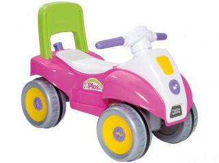 Carrinho Infantil Calesita Comfort Plus Rosa