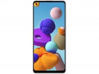 Celular / Smartphone Samsung Galaxy A21s 64GB Tela Infinita de 6.5