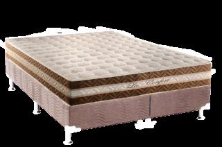 Colchão Paropas La Confort Speed 138x188x32 + BOX