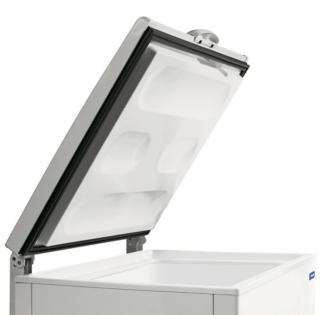 Freezer e Refrigerador Horizontal Metalfrio Dupla Ação 166 Litros DA170 127V