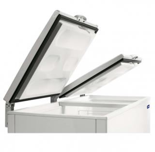 Freezer e Refrigerador Horizontal Metalfrio Dupla Ação DA550B2352 546 litros 127V