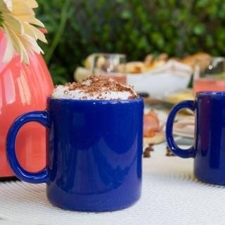 Jogo de Chá Oxford Giardino 12 Peças