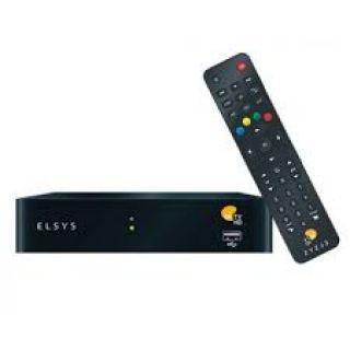 Kit Antena Oi TV Livre Elsys Sem Mensalidade