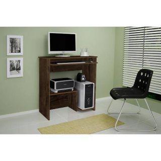 Mesa para Computador JCM Iris Cacau