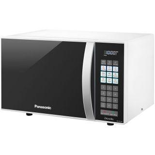Micro-ondas Panasonic 21L Espelhado ST27 Branco