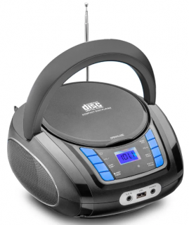 Micro System Multilaser Boombox Bluetooth 20W SP338