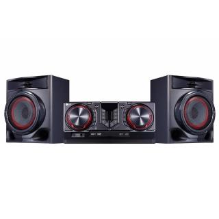 Mini System Lg Xboom Cj44 Bluetooh Com CD Player USB MP3 - 440w RMS