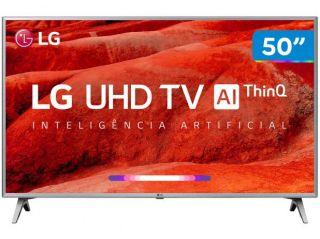 """Produto teste - Smart TV 4K LED 50"""" LG 50UM7500 Wi-Fi - Não comprar"""
