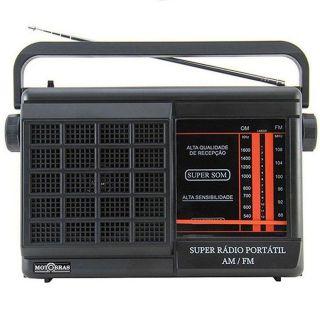 Rádio Motobras 2FXS AM FM RMPFT21AC22AC