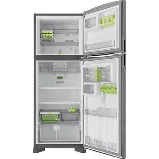Geladeira/Refrigerador Consul Inox CRM55AKANA 437 Litros 127V