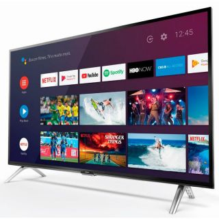 Smart TV LED 43'' Semp Full HD 43S5300 2 HDMI 1 USB Wi-Fi Android
