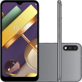 """Smartphone LG K22+ 64GB, Tela de 6.2"""", Câmera Traseira Dupla: 13 MP + 2 MP, Frontal: 5 MP Inteligência Artificial"""