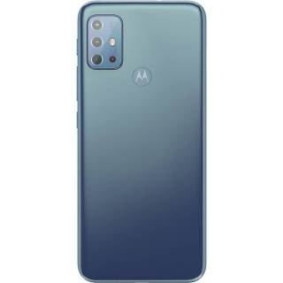 Smartphone Motorola Moto G20 Azul 64GB, 4GB RAM, Tela de 6.5