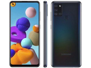 Celular / Smartphone Samsung Galaxy A21s Dual Chip Android 10 Tela 6.5