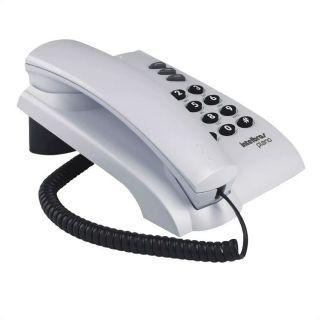 Telefone Intelbras Fixo  Pleno Com Chave