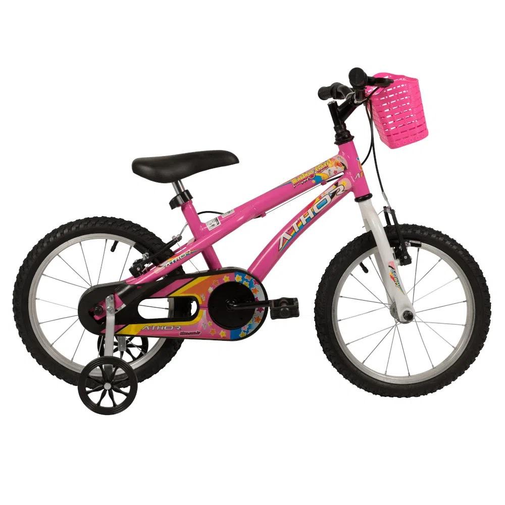 Bicicleta Athor Aro 16 Baby Girl