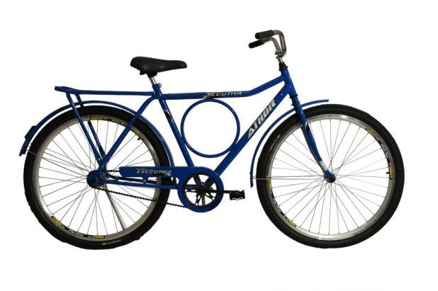 Bicicleta Athor Aro 26 Executiva Freio Contra Pedal