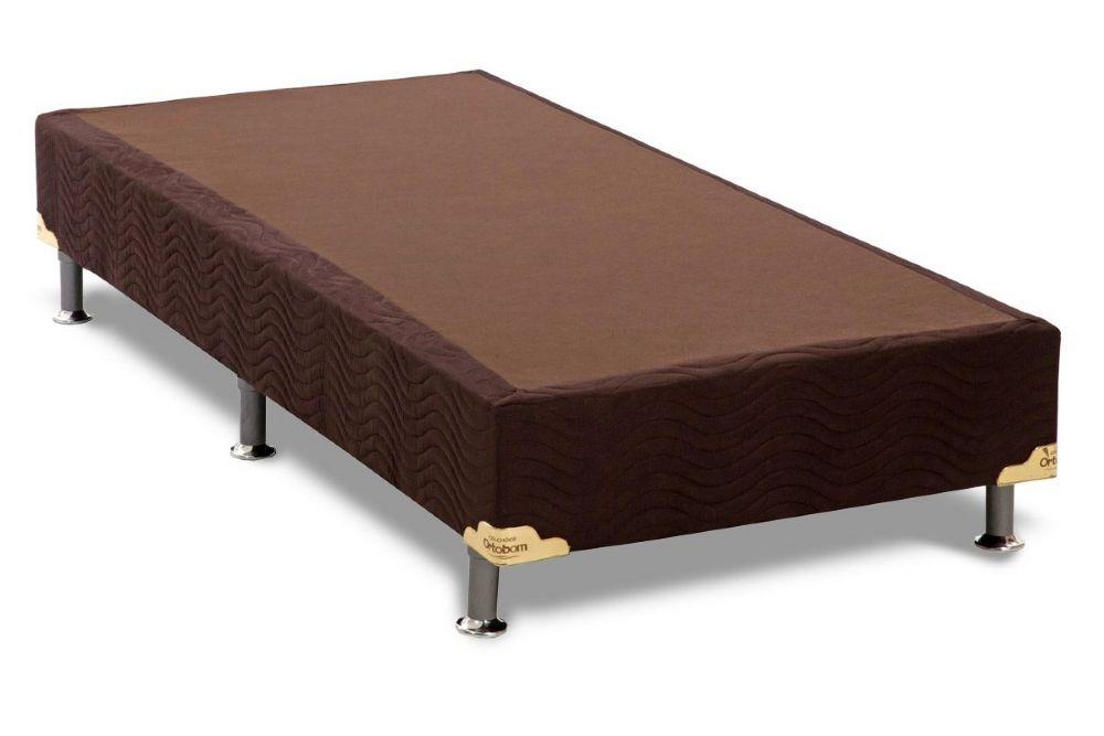 Box para Colchão Paropas Marrom 198X79X30 (Somente Box)