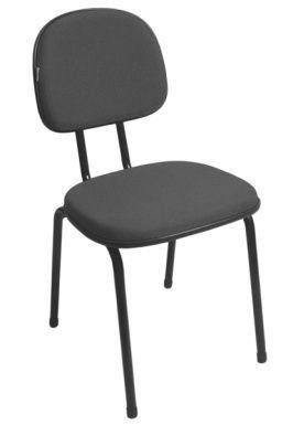 Cadeira Secretária Metalmontes Fixa