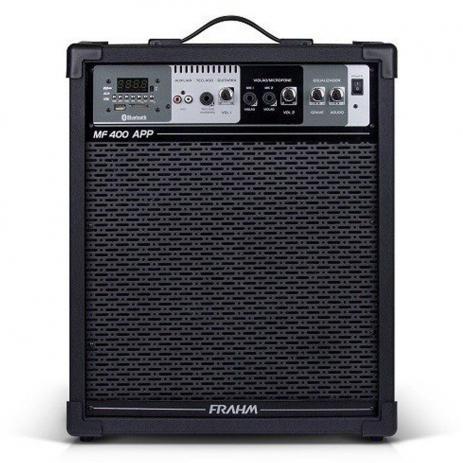Caixa Amplificada Frahm MF400 BT