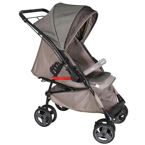 Carrinho de Bebê Galzerano Maranello II Caramelo