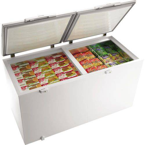 Freezer Electrolux Horizontal H400 385 Litros
