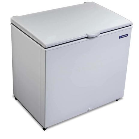 Freezer Horizontal Dupla Ação Metalfrio DA302 1 Tampa 293 litros
