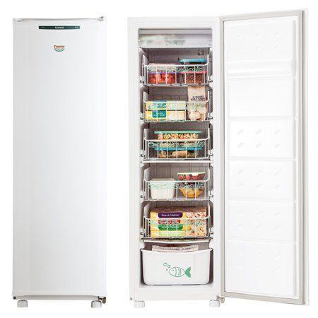 Freezer Vertical Consul CVU20GB 1 Porta 142 L