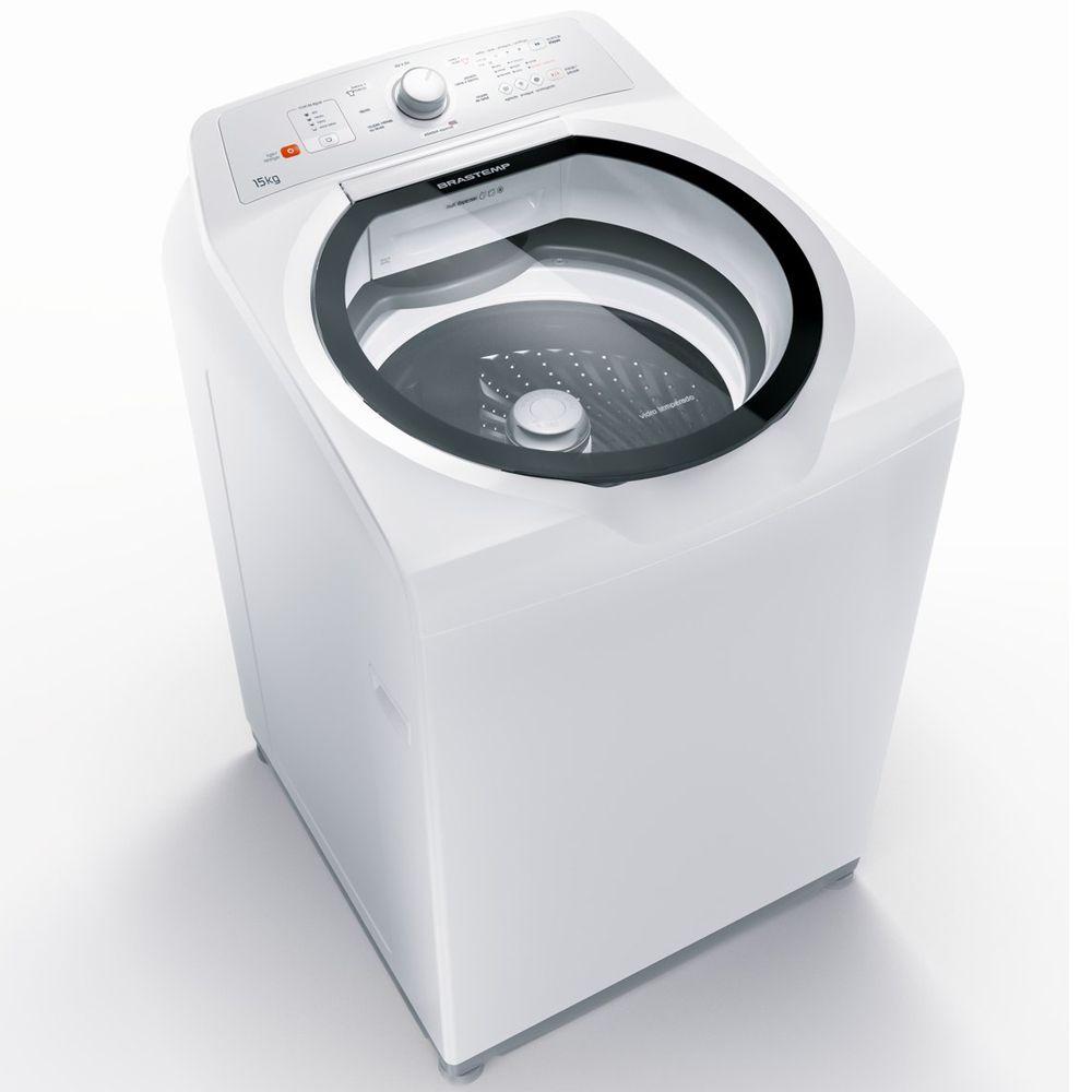 Máquina de Lavar Brastemp 15KG BWH15AB Branca
