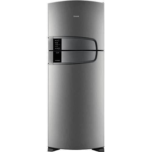 Geladeira/Refrigerador Consul Inox CRM55AKANA 2 Portas Frost Free 437 Litros 127V