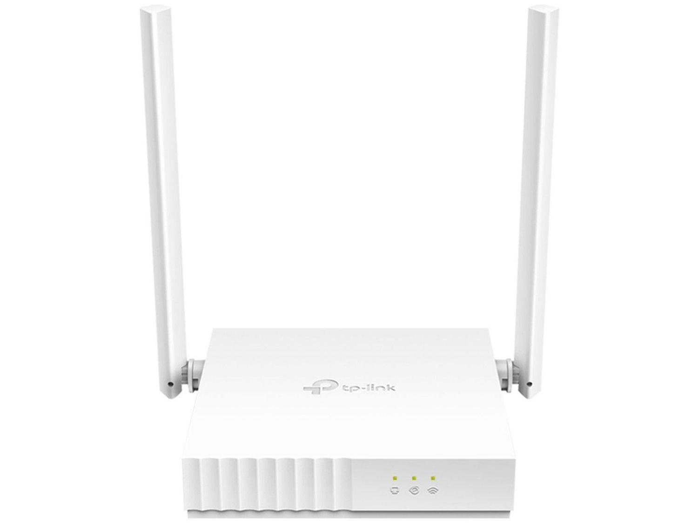 Roteador TP-Link TL-WR829N 300Mbps 2 Antenas - 3 Portas