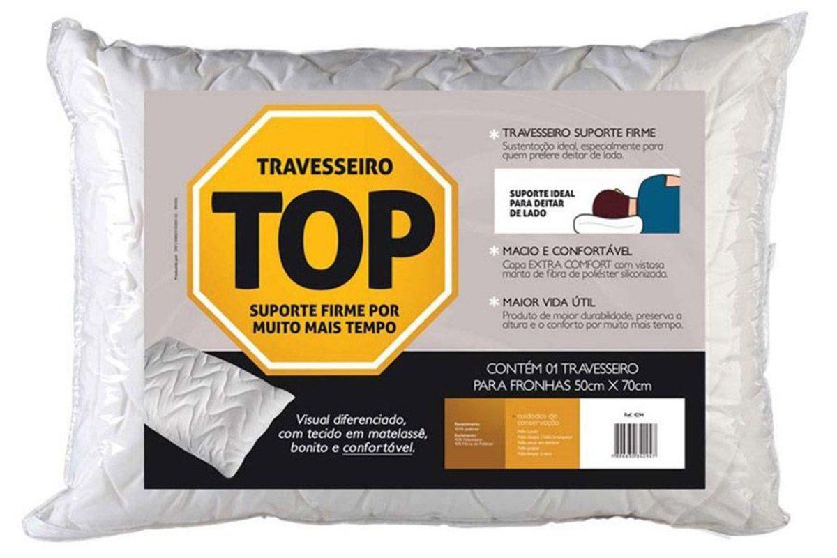 Travesseiro Fibrasca 50X70 Top