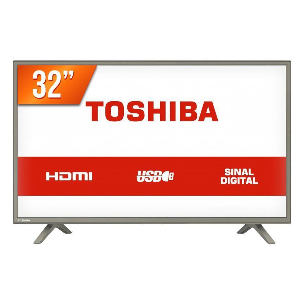 TV Toshiba LED 32
