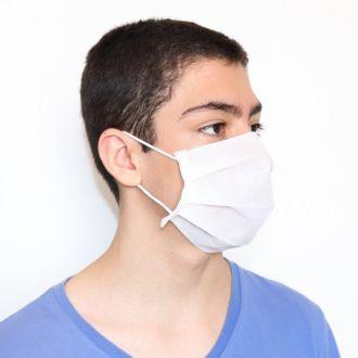 Máscara Descartável Dupla camada (Kit 1000 Unidades)