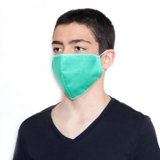Máscara Descartável Facial - Dupla Camada (50 unid.)