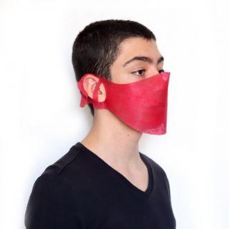 Máscara Descartável Simples sem elástico com ajuste (Kit 1000 Unidades) - DIVERSAS CORES