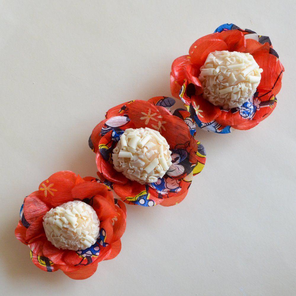 Forminha para doces - Minie - Mod. R82 - 120 unidades