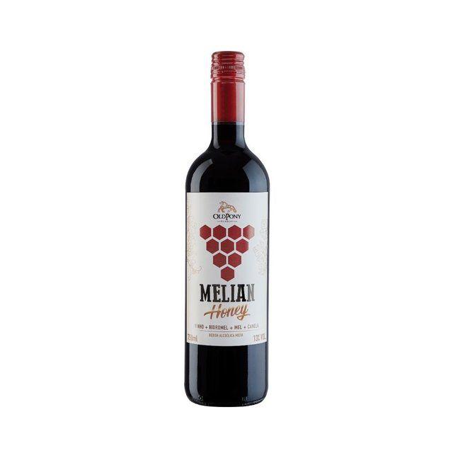 Melian - Hidromel suave de uvas Cabernet Sauvignon e canela - Especial