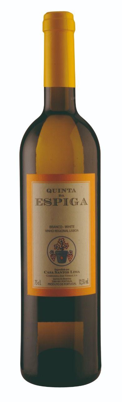 Vinho Quinta da Espiga Casa Santos Lima Branco 750ml