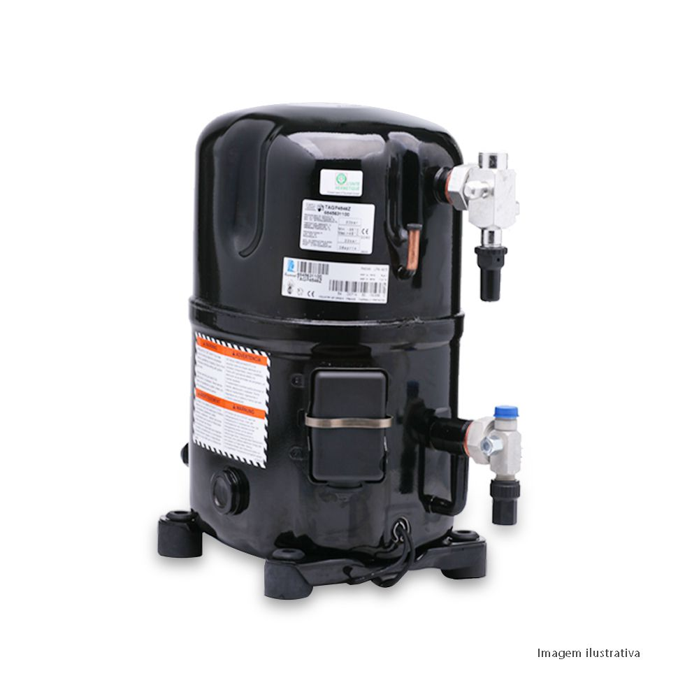 Compressor Tecumseh L'Unite TAGP4546Z 44285 Btu/h