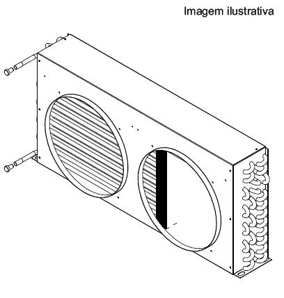 Condensador Tecumseh BR50570-2