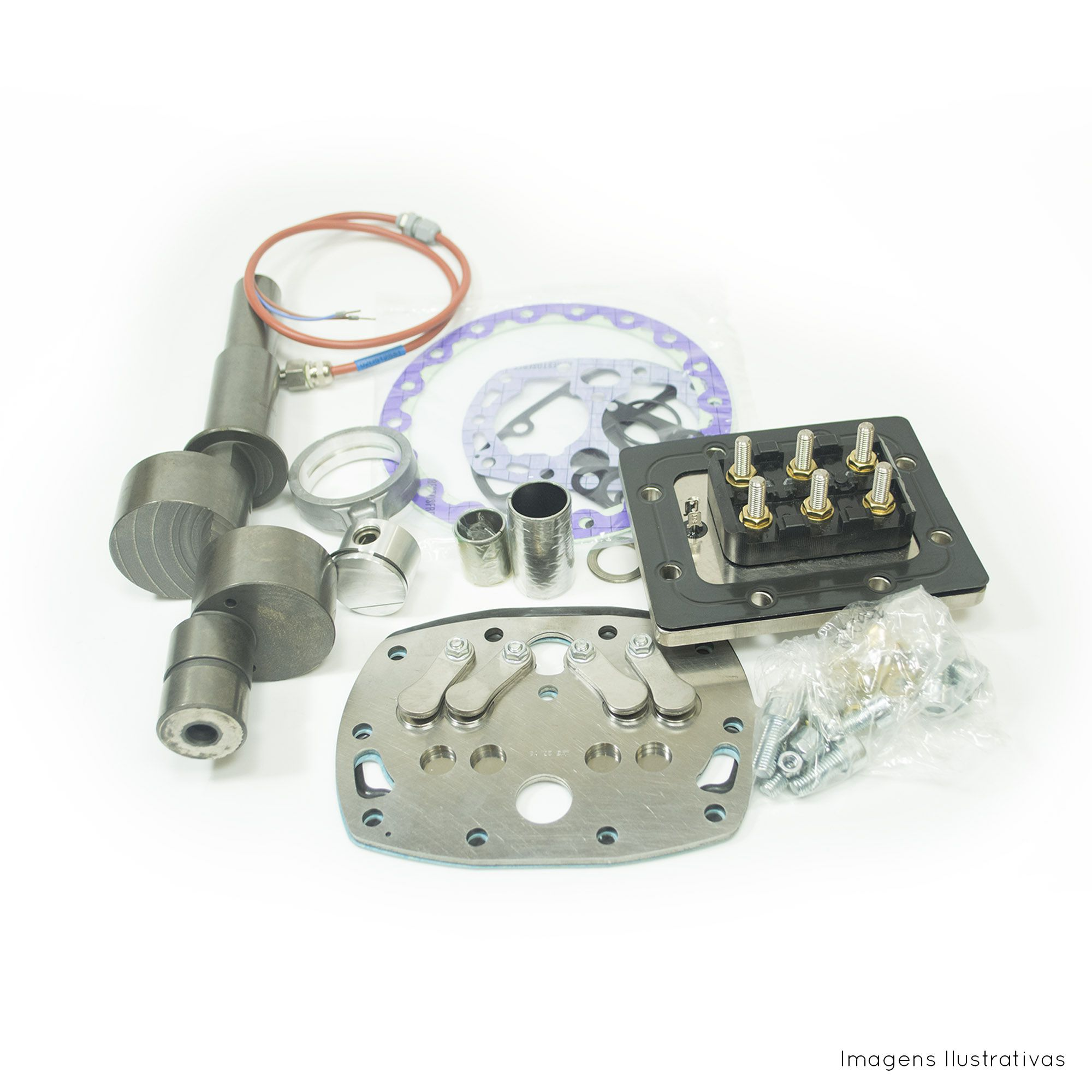 Kit Caixa Elétrica 900-10512
