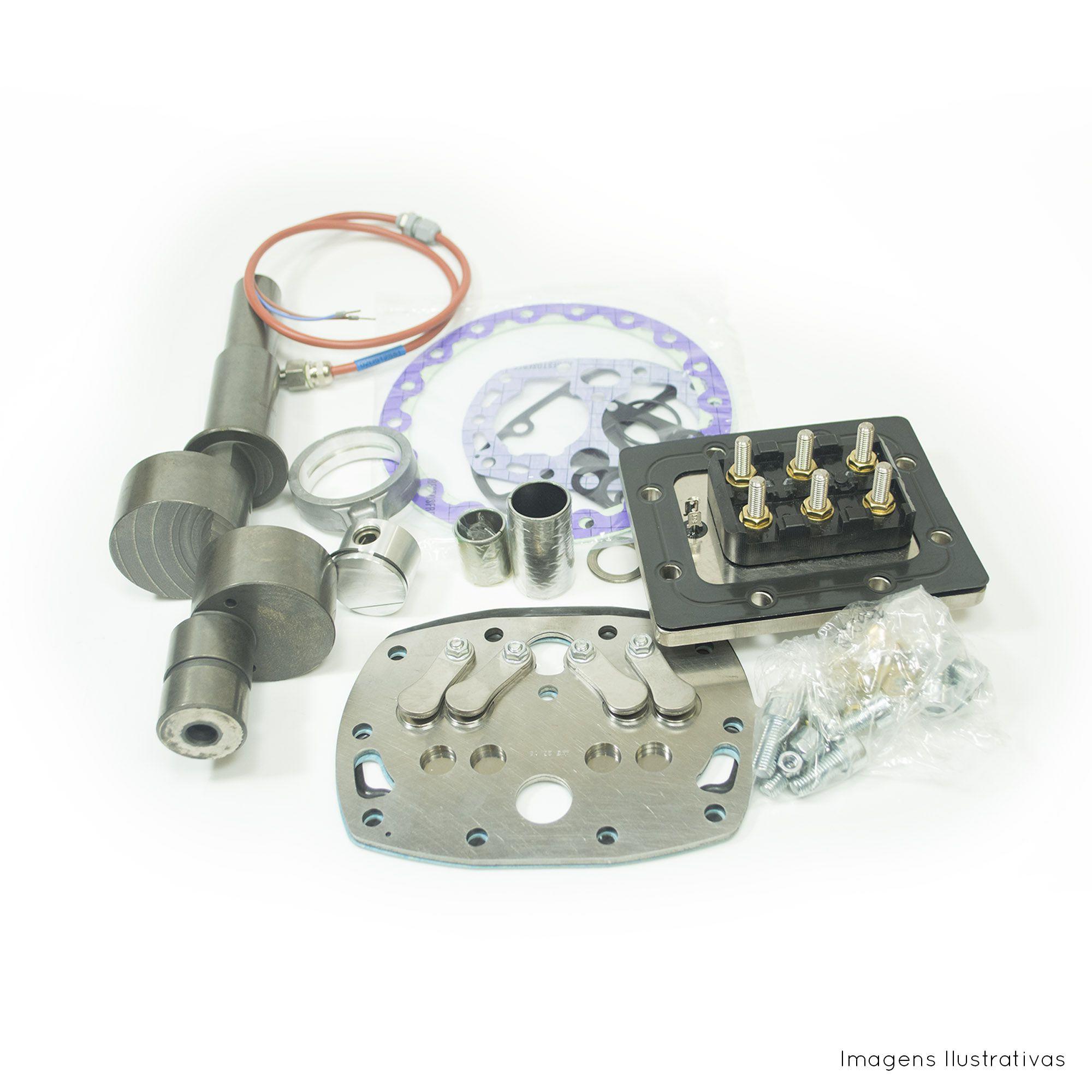 Sistema de Resfriamento do Cabeçote - 810-10081